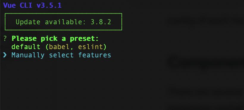 Vue / Vue router / Vuex using TypeScript – Part 1 – Project